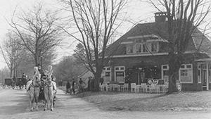 Historie Frans op den Bult - Hengelo, Enschede, Oldenzaal, regio Twente