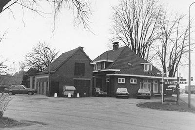 Historie Frans op den Bult in Deurningen nabij Hengelo, Oldenzaal, Enschede