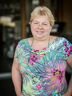 Irma Hellegers - Directeur