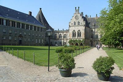 Kasteel Bad Bentheim (D)