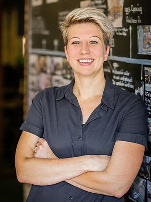 Pauline Scholten-Hellegers - Bedrijfsleider