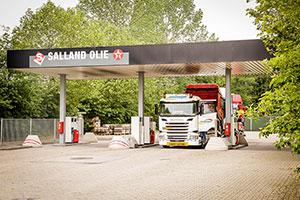 Truckstop - Frans op den Bult, A1 Deurningen nabij Hengelo, Oldenzaal, Enschede