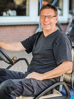 Wim Hellegers - Directeur