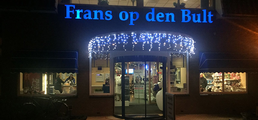 2e kerstdag 2016 - Frans op den Bult