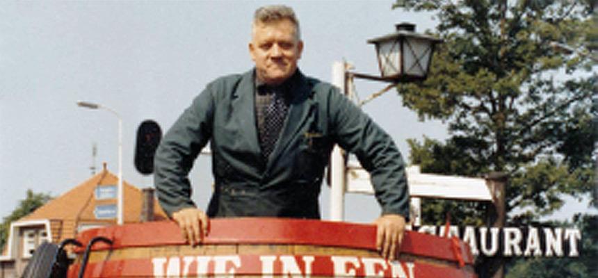 Willy Hellegers - Frans op den Bult