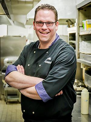 Brian Wennink - Hoofd Keuken