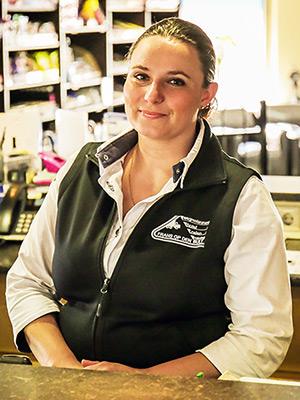 Laura Akcay - Assistent Bedrijfsleider